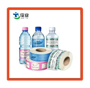 Custom водонепроницаемый клейкая этикетка для упаковки расширительного бачка