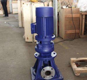 Il Wl digita ad acciaio inossidabile la pompa per acque luride verticale protetta contro le esplosioni pompa per acque luride non bloccante verticale verticale