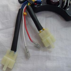 La alta calidad Kipor Gtdk AVR5-3A6a Fase 3 piezas de repuesto generador AVR ce6500