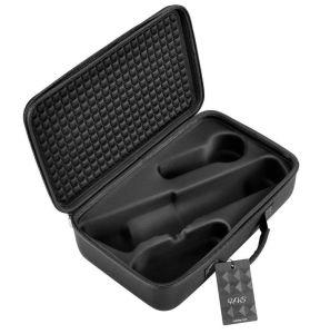 Design especial PU esponja de couro ferramenta EVA caso