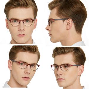 Het hete Metaal van de Verkoop om de Optische Frames van Glazen voor Vrouwen en Mannen
