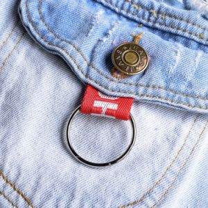 Nuovo rivestimento 100% del Jean del cotone di stile per gli uomini