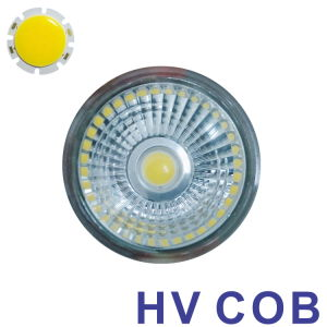 Lampe LED à gradation Spotlight GU10 S/N 5W avec réflecteur