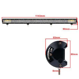 Het Licht van de beste IP68 Waterdichte 288W 4D LEIDENE van de Lens Staaf van de Strook