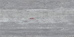 Het antislip Gebeëindigde Grote Marmer van de Aders van de Grootte 600X1200 mm Lichtblauwe Rechte kijkt de Tegels van het Porselein