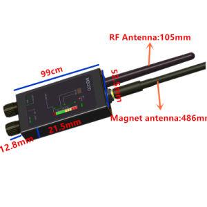 二重アンテナM8000+Popular安全装置IRレーザーの小型カメラのスキャンナーXが付いているRFのシグナルの探知器のバグのスパイGPSの追跡者のファインダー