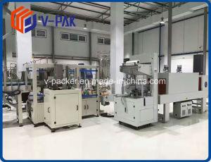 Warpping automática Máquina de embalaje alfombra Wj-Llgb-15
