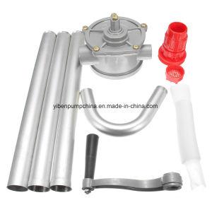 L'aluminium Rotary du carburant diesel d'huile de pompe à main