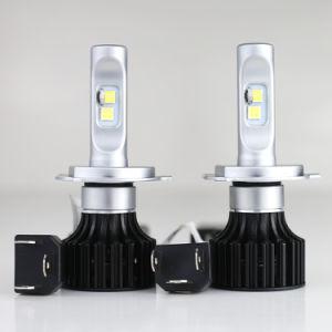 35W 8000lm車H4ヘッドランプのXhp 50のクリー族Xhp50 LEDのヘッドライト