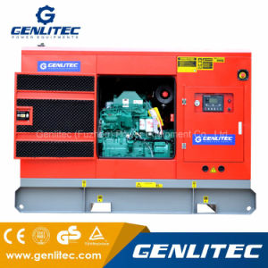 Tot zwijgen gebrachte Diesel 50kVA Generator met de Motor van Cummins (GPC50S)