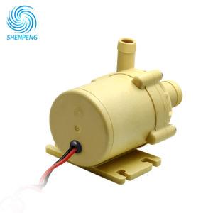 Silent 12V 24V DC para sistemas hidropónicos bomba Mini