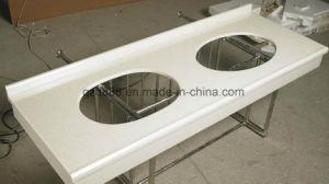 部屋の装飾の固体表面のための水晶カウンタートップ