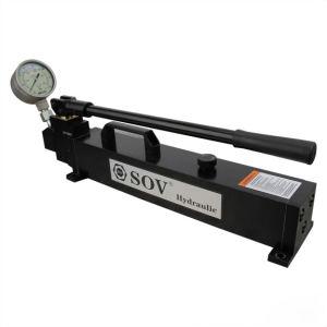 Pompa a mano idraulica ultra ad alta pressione per la vendita calda