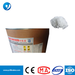 Птфэ (политетрафторэтилен) Открытие волокна сырья пыль собирают мешок фильтра тканью