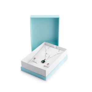 Оптовая торговля картон бумага украшения упаковочные ящики цепочка Earring Подарочная упаковка бумаги