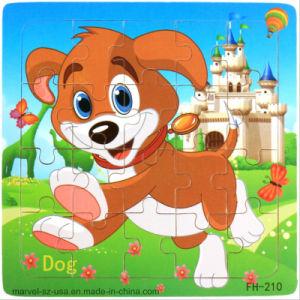 Rompecabezas de desarrollo Educación Juguetes de madera juguetes rompecabezas de animales