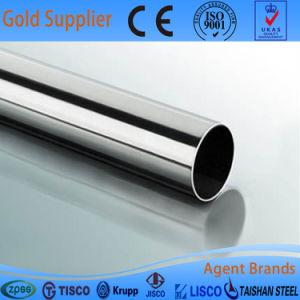 Tube en acier, 201/304/316 pour la construction de tuyaux en acier inoxydable