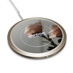 Caldo vendendo il caricatore ultra sottile della radio del telefono mobile della lega di alluminio