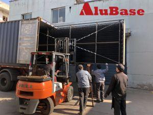 Compartimento do Filtro Alurays para coletor de pó
