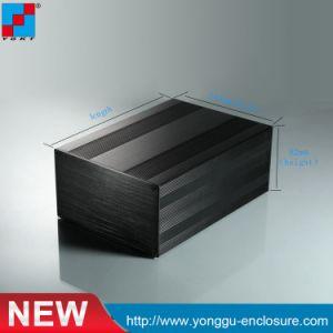 Высокое качество электронных Customzied цвет алюминиевый корпус для устройства