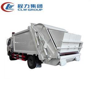 Dongfeng 4X2 8m3 10cbm Vuilnisauto van de Pers