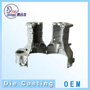 OEM y Zinc-Alloy de aleación de aluminio moldeado a presión las piezas en China