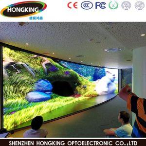 P2.5段階の使用料のためのダイカストで形造るビデオスクリーンのパネルのLED表示