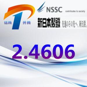 2.4606 nikkel-basis de Pijp van de Plaat van de Staaf van de Legering in Uitstekende Kwaliteit en Prijs