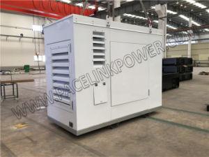 10kVA Ce/ISOのYanmarによって動力を与えられる無声ディーゼル発電機セット