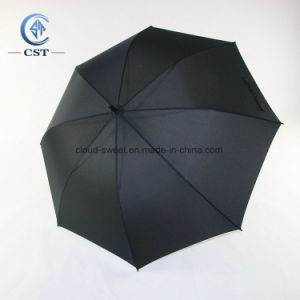 2018 de Gift van de Douane/Regen van het Golf van de Bevordering de Rechte/Paraplu van de Zon (de Wind)