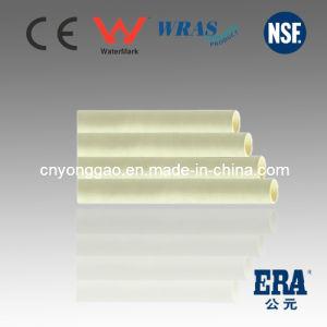 La entrega de CPVC mejor estándar DIN Fabricado en China los tubos de CP001