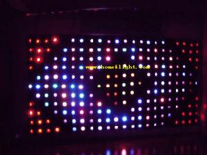 Tenda calda del panno LED di visione di RGB di natale 2018 video per illuminazione DJ, barra, discoteca della fase di esposizione di eventi