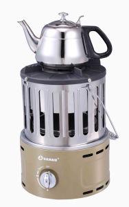 Aquecedor a gás e um fogão com S/S Burner Tt200