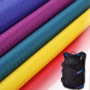 Прочный нейлоновый Ripstop с покрытием из полиуретана для сумки