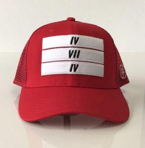 高品質の方法網は卸し売りブランクトラック運転手の帽子をカスタマイズする