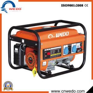 2kVA/2kw/2.5Kw/2.8Kw portátil de 4 tempos a gasolina/Geradores de gasolina com marcação CE