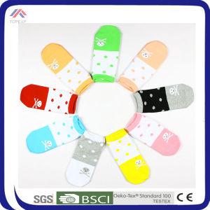 中国のカスタムソックスの製造業者の大きさのソックス