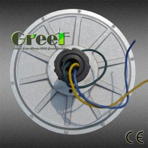 3KW Coreless Fluxo Axial gerador de Íman Permanente com BV