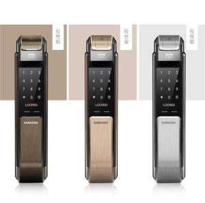 Samsungパスワード指紋のデジタルドアロック