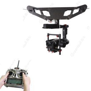 Cat Cablecam Greenbull volar un buen socio de Drone