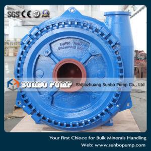 Pompa di dragaggio centrifuga della draga di grande di flusso di capienza alta pressione di scarico