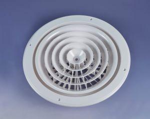 Diffusore rotondo di plastica del soffitto dell'ABS