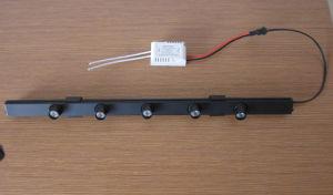 キャビネットのLuce LED Precio Competitivo軽いLEDの永続的なスポットライト