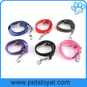 Accesorios para mascotas fábrica ajustable de nylon Perro Cinturón de seguridad
