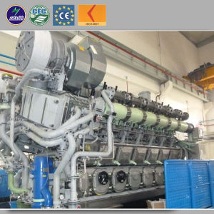 메탄 Generator 10kw - 4500kw Natural Gas Electric Generator Set
