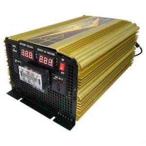 Новое! ! Лучше всего для чистого заводская цена синусоиды солнечной инвертирующий усилитель мощности 3000 Вт с ЖК-дисплеем