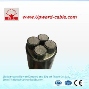 Cavi di alluminio standard di ABC del cavo del gruppo del conduttore IEC61089