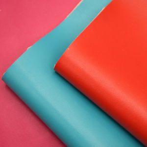 Grãos Nappa Leathe PU sintético Faux Bag Couro decorativas