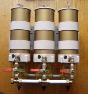 Haisun 바다 연료 물 분리기