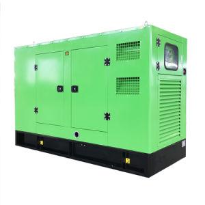 50kw中国のブランドのWeichaiの無声タイプ天燃ガスの発電機セット
